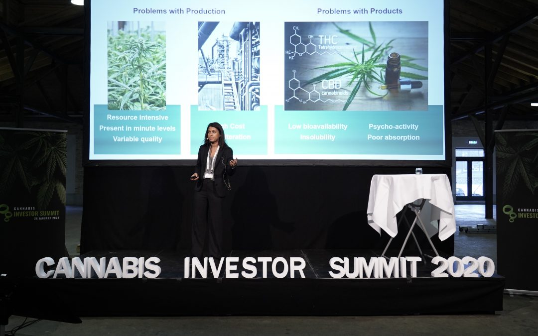 Save the date for Cannabis Investor Summit 2021